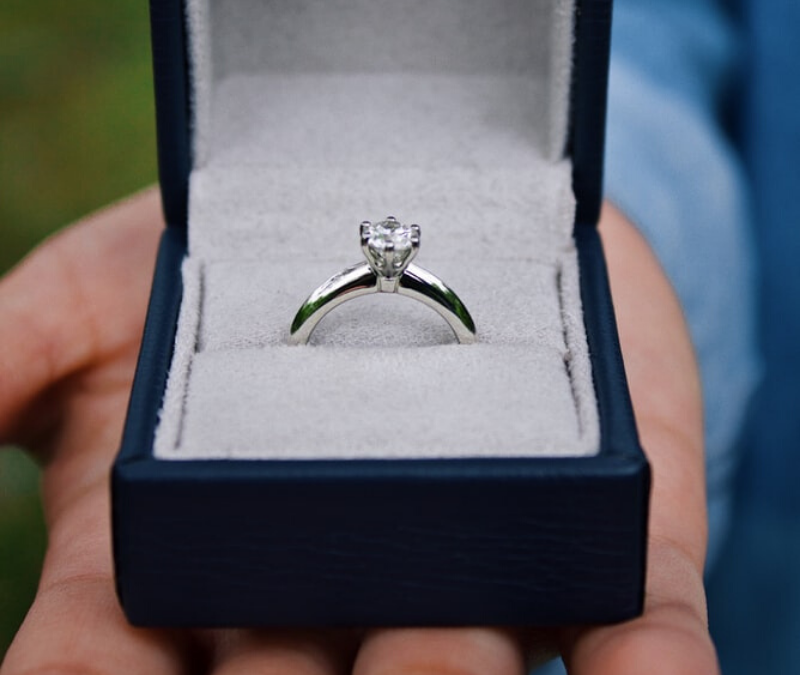 Should You Shop for Your Engagement Ring Online?